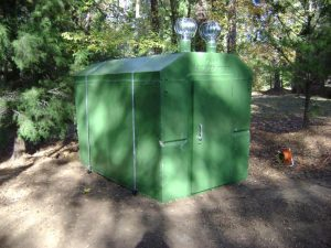 Deluxe Above Ground Shelter