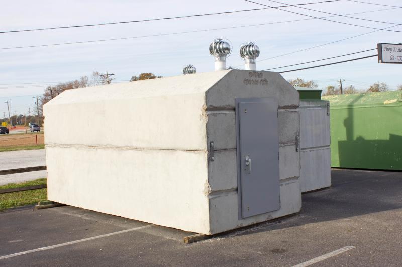 Mega Above Ground Shelter Fain Storm Shelters